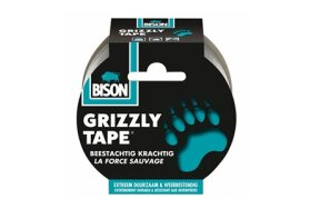 BISON GRIZZLY TAPE 50mm x 10m
